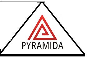 Логотип компании Pyramida